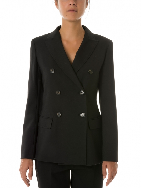 MAXMARA WEEKEND DOUBLE BREASTED JACKET