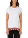 VYVIA T-shirt con nappine