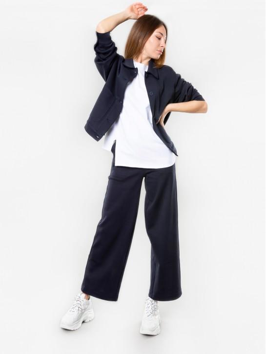 MAXMARA WEEKEND Pantalone in jersey