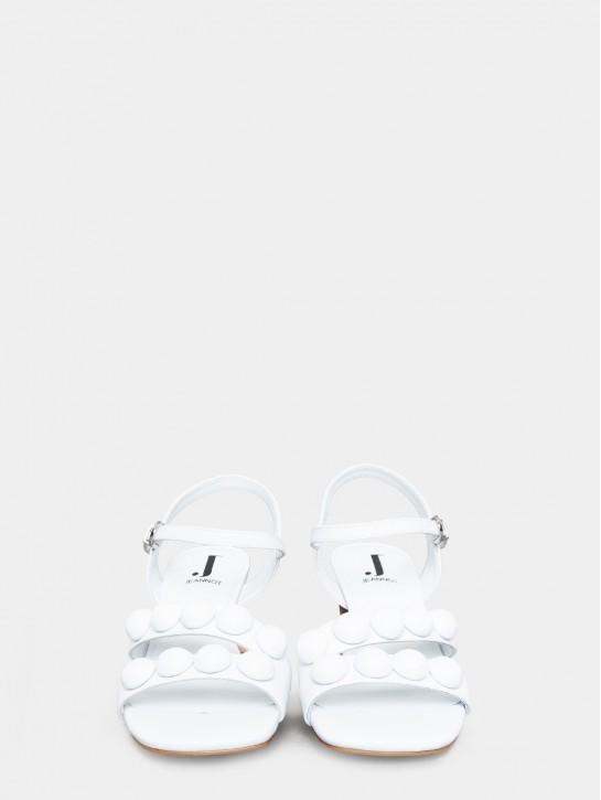JEANNOT Sandalo in pelle