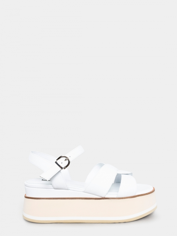 JEANNOT Sandalo zeppa
