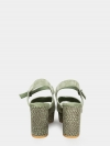 JEANNOT Sandalo con plateau