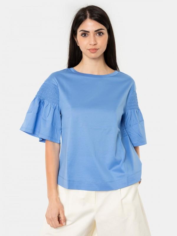 MAXMARA WEEKEND T-shirt in cotone VANESIO