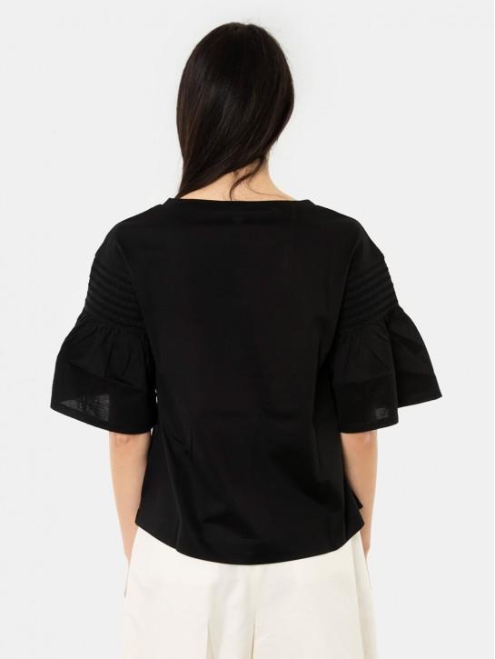MAXMARA WEEKEND T-shirt in cotone